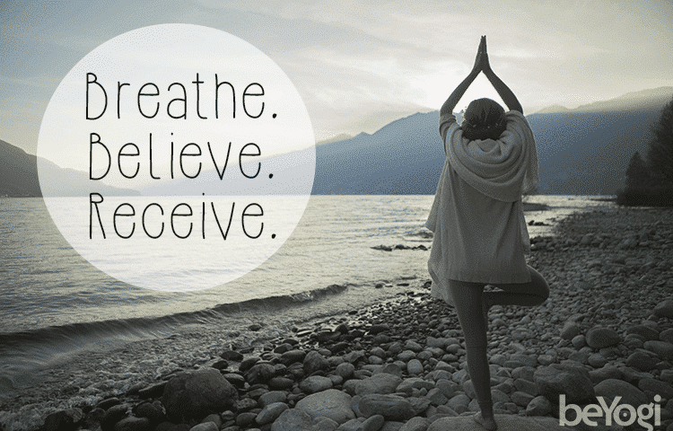 breathe - yoga