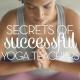 successful yoga teachers