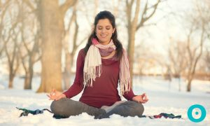 Om for the Holidays: 15-Minute Sequence for Holiday Stress