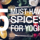 medicinal spices - yoga