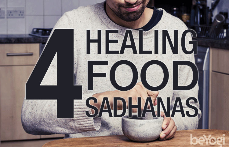 food Sadhanas