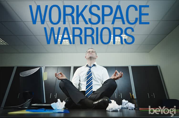 yoga in the workplace