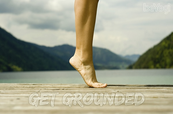 grounded yoga sequence