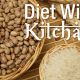 diet with kitchari