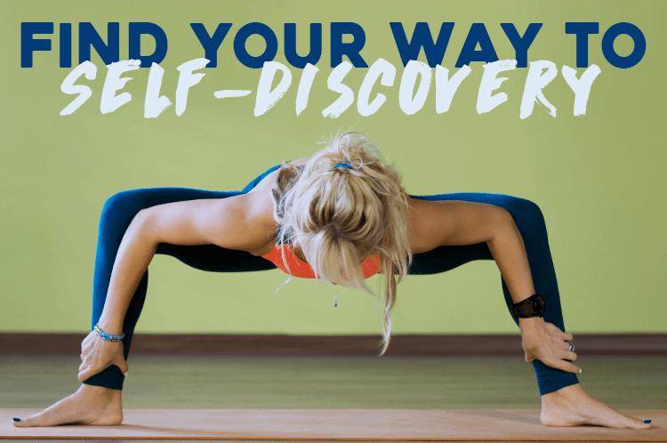 self discovery - yoga