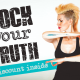 rock your truth- yoga