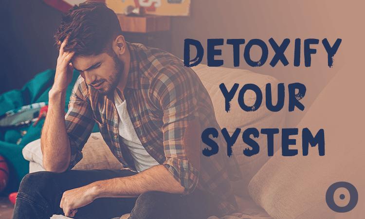 detoxify with yoga