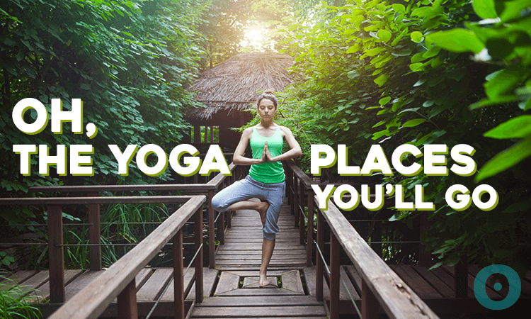 yoga places