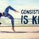 yoga consistency