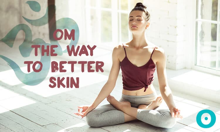 yoga for better skin