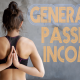 passive income with yoga