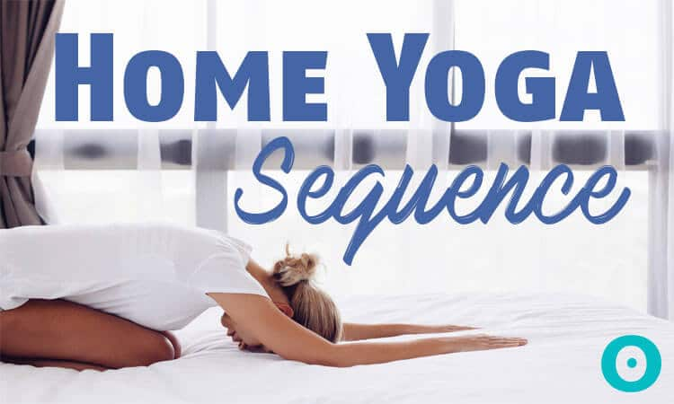 home yoga sequence