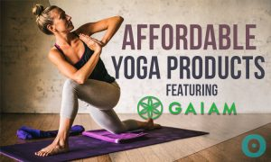 affordable yoga products