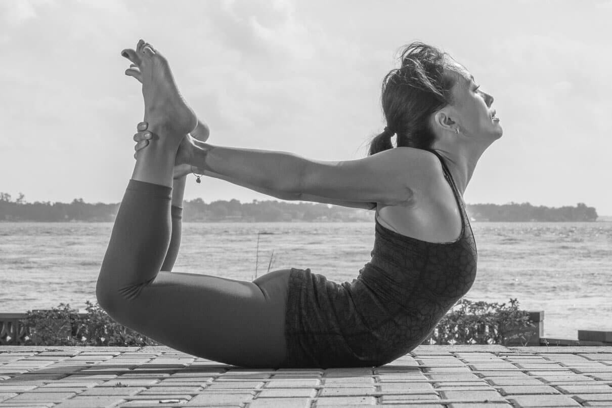emilie johnson yoga