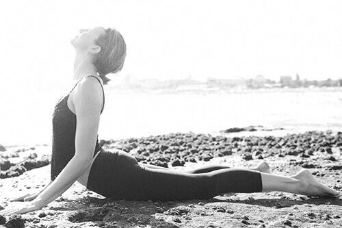 julie bernier yoga