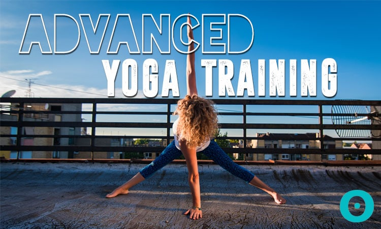 advanced yoga training