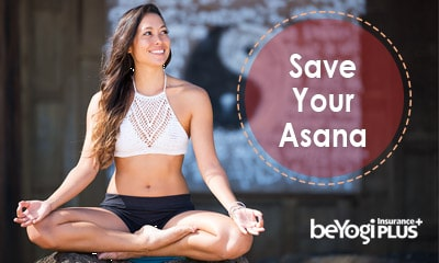 save your asana - yoga insurance