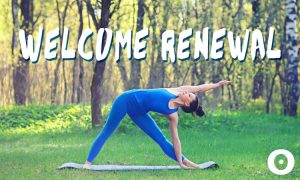 Yoga Poses for Spring That Welcome Renewal (+Inspiring Mantras)