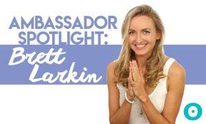 Brett Larkin: beYogi Ambassador Spotlight