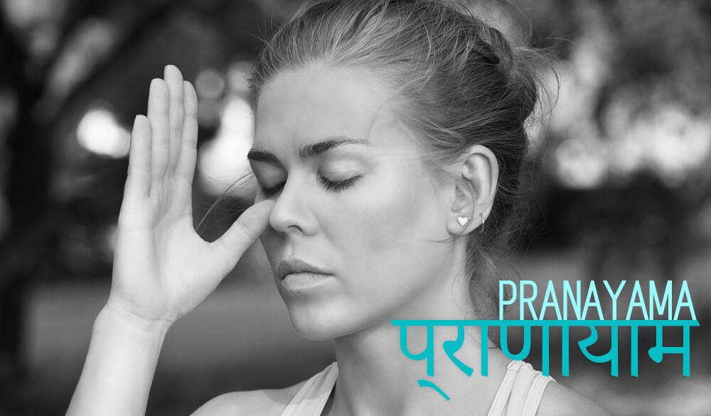 Pranayama exercise - nadi shodhana