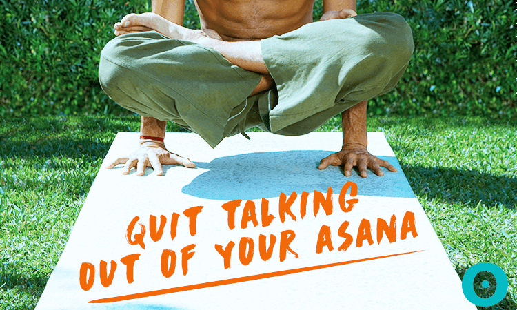 Speak Up! The Power of Dynamic Yoga Language