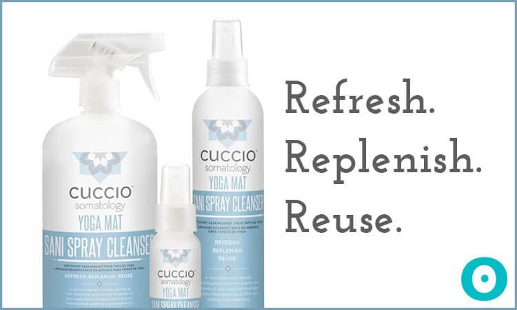 cuccio mat cleaner
