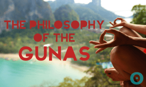 philosophy of the gunas
