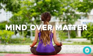 mind over matter - object meditation