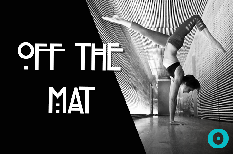 off the mat yoga training