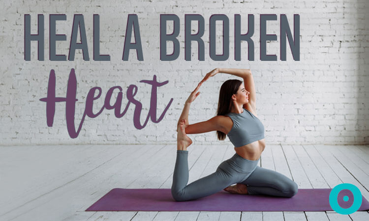 Yoga for a Broken Heart: 4 Poses That Will Help You Cope