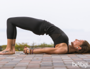 Bridge Pose – Setu Bandha Sarvangasana