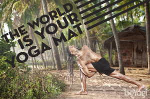 The World is Your Yoga Mat