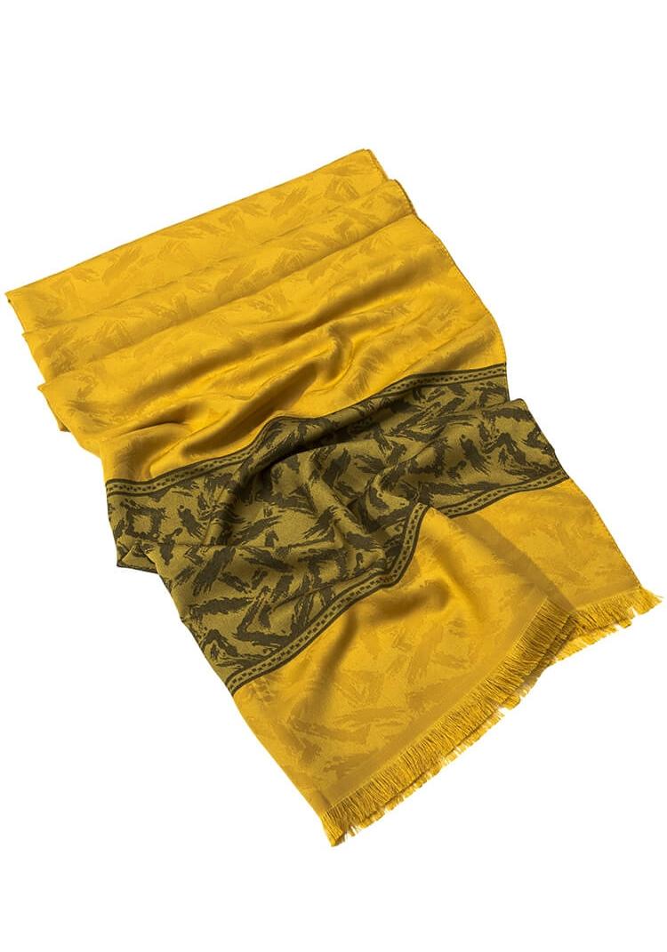 yoga scarf