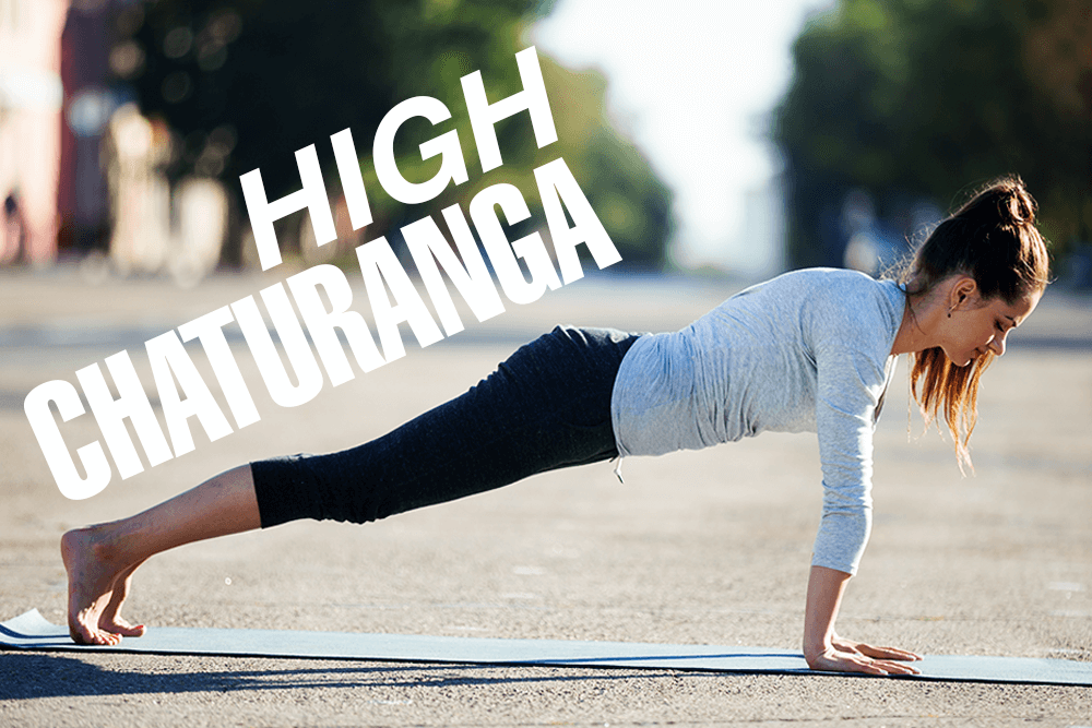 Plank Pose / High Chaturanga