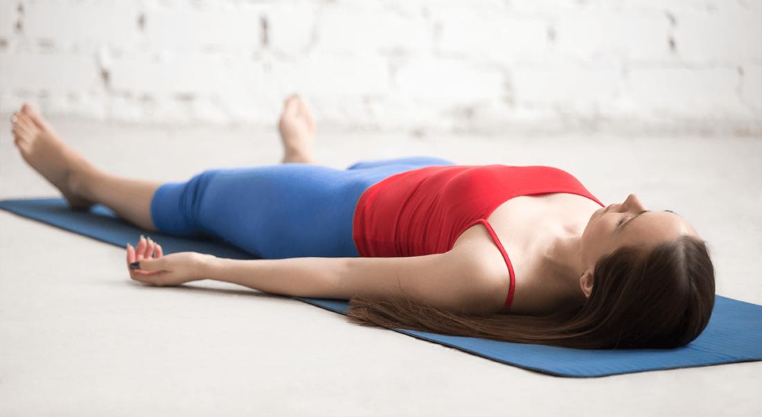 savasana - yoga nidra