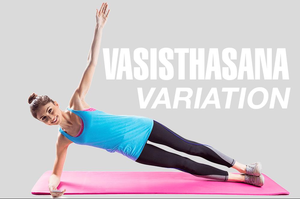Forearm Side Plank - Vasisthasana