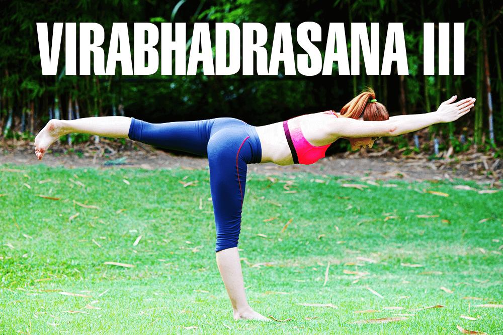 Warrior 3 / Virabhadrasana III